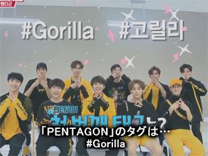 2016年のK-POP界を強打する超大型新人ボーイズグループ「PENTAGON」の画像