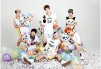 韓国アイドル「24K」 日本で初単独コンサート「かわいいコンサート」の画像