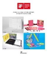 「Miss A」、「2PM」、「GOT7」のアルバム、独デザインアワードでデザイン賞受賞の画像