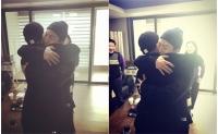 """""""兄弟愛""""俳優ドン・ヒョンベ、弟SOL(BIGBANG)の入隊を応援「りりしい姿にウルッとくる」の画像"""