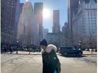 """イ・ジン、SNSでニューヨークから「ハッピー旧正月」ソン・ユリから""""Fin.K.Lの変わらぬ友情""""なコメントもの画像"""