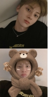 「NU'EST」ミンヒョン、イケメン自撮りで近況公開の画像