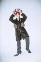 """バンド「Purple Rain」チェ・ボフン、今日現役入隊…""""健康に行ってきます""""の画像"""
