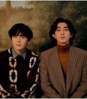 バンド「JANNABI」、アルバム「小曲集1」発売を前に新プロフィール写真を公開の画像