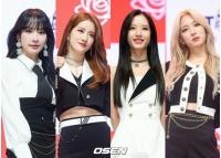 """「宇宙少女」の4メンバー、ことし夏発表の新ユニットは""""ガールクラッシュ""""を強調?「Chocome」とは異なる魅力で出撃の画像"""