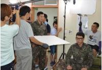 兵役中のパク・ヒョシン、国軍放送ドラマで演技挑戦の画像
