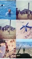 「EXO」BAEK HYUN、メンバーとフィジー旅行へ… 写真公開!の画像