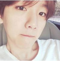 「EXO」BAEK HYUN、くすみのない透明肌 「秘訣は? 」の画像