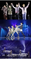 「SHINee」、4年連続での日本ドームコンサートで18万人を動員 「ジョンヒョンと一緒に…」の画像