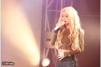 【公演レポ】「SISTAR」出身ヒョリン、日本初ソロライブ開催「素敵な時間になるように、ベストを尽くして歌う」の画像