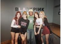 「BLACKPINK」を愛するワールドスター、LA公演やコーチェラ公演で記念ショットの画像