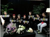 【トピック】「防弾少年団」、ソウル公演 1日目終了でファンに感謝の画像