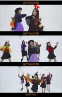 元「AKB48」高橋朱里所属の「Rocket Punch」、デビュー曲のハロウィンバージョン振り付け公開...歴代級の可愛さの画像