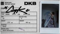新ボーイズグループ「DKB」 、5人目のメンバー GK(ジーケイ)公開の画像