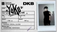 新ボーイズグループ「DKB」、8人目のメンバー YUKU(ユク) 公開の画像