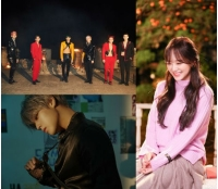「EXO」&パク・ジフン&セジョン(gugudan)、きょう(8日)「人気歌謡」でカムバックの画像
