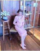 イェリ(Red Velvet)、全身ピンクコーデで光るファッションセンスの画像