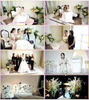 ヘリム(元Wonder Girls)&シン・ミンチョルの挙式映像に「TWICE」ら登場の画像