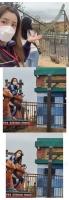 サンダラ・パク(元2NE1)、一人で乗るアトラクションの写真でかわいい近況を公開の画像