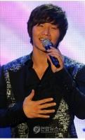 キム・ジョングク 日本で2度目の単独公演開催の画像