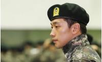 歌手Rain(ピ)&キム・ジェウクら芸能兵士に選抜の画像