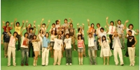 SMTOWNミュージックビデオ撮影 トップスターら総出動!の画像