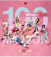 【公式】「TWICE」、「What is Love? 」MVが1億ビュー突破=デビュー曲から8連続の大記録の画像