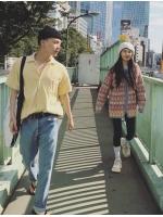 ヒョナ&イドン(PENTAGON)、東京でのデート写真を公開の画像