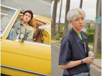 SEHUN&CHANYEOLのユニット「EXO-SC」、22日発売デビューアルバムに自作曲を収録の画像