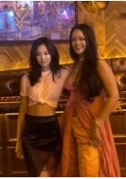 ジェニー(BLACKPINK)と訪韓のリアーナとのツーショットにネット上では爆発的な反応の画像