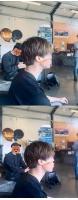 「防弾少年団」JIMIN、RMが撮影した日常の一コマを公開の画像
