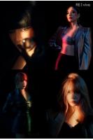 「Brown Eyed Girls」、4人4色のオフィシャルフォト公開の画像