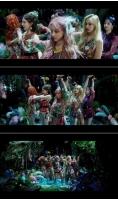 """「TWICE」、新曲「MORE&MORE」のイントロの振り付け公開…""""森の中の女神たち""""の画像"""