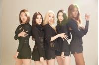 [韓流]多国籍ガールズグループBLACKSWANがデビューの画像