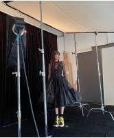 スヨン(少女時代)、バービー人形のようなスタイルの美脚を披露の画像