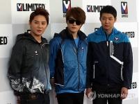 「JYJ」の大規模無料ファンイベント ソウルで開幕の画像