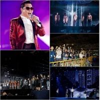 「BIGBANG」、PSYらYGファミリー、中国・上海で3万5千人を魅了の画像