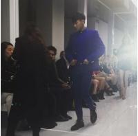ファッション・ショーに招待された元「EXO」TAO、マナー違反で非難の声の画像