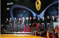 Super Junior <アジア最高新人賞>受賞! の画像
