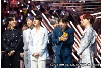 【MAMA JAPANレポ~第3部】「BTS」、「Wanna One」、「TWICE」、「IZ*ONE」ら、今をときめく人気アーティストが夢の競演!の画像
