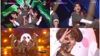 「DONGKIZ」がカムバックステージ…新曲「BlockBuster」を熱唱の画像