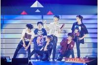 【公演レポ】「iKON」、全国ツアー終盤戦の幕張メッセ公演も大盛況…ファンへの愛と感謝を込めた全力パフォーマンスに「iKONIC」熱狂!の画像