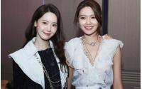 【トピック】「少女時代」ユナ&スヨン、キラキラと輝く女優として映画祭で再会の画像