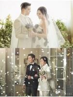 歌手KangNam&スピードスケートのイ・サンファ、新婚旅行はモルディブ 「一緒に行ったことがない場所」の画像