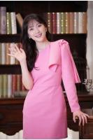 ドラマ「夜食男女」出演の知英(ジヨン)、「5年ぶりの韓国活動復帰…緊張する」の画像
