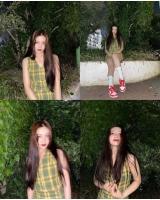 パク・ミョンス、ジョイ(Red Velvet)のSNSにコメント…「私が撮ってあげないと」の画像