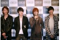 2ndシングルがオリコン7位の<CNBLUE>ライブ開催の画像
