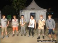 アレックスと「SHU-I」が韓国の夜の文化を紹介=「アレックスのロマンティック韓国」の画像