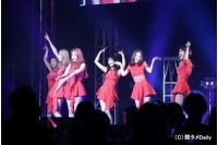 【公演レポ】Dal☆Shabet、「LIVE ARCH」で日本のファンとデビュー3周年をお祝い!の画像