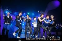 【公演レポ】「超新星」「2PM」「MBLAQ」ら豪華アーティスト15組が「M COUNTDOWN」で競演! 絢爛豪華なステージで12000人を魅了!の画像